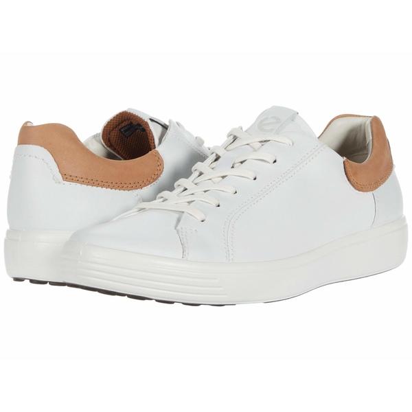 正規逆輸入品 エコー メンズ シューズ スニーカー White Cashmere Soft 全商品無料サイズ交換 Sneaker Street 最新号掲載アイテム 7