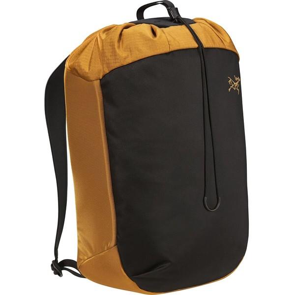 アークテリクス メンズ バッグ バックパック リュックサック Realm 全商品無料サイズ交換 [再販ご予約限定送料無料] 安全 Bag Bucket Arro 20L