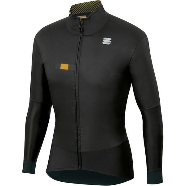 返品不可 スポーツフル メンズ スポーツ サイクリング Black Gold Bodyfit Jacket Pro Men's 割り引き - 全商品無料サイズ交換