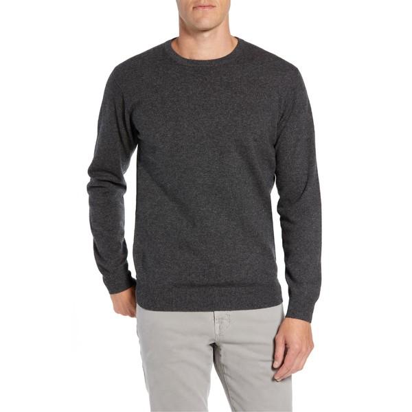 ロッドアンドグン メンズ ニット&セーター アウター Rodd & Gunn Queenstown Wool & Cashmere Sweater Coal