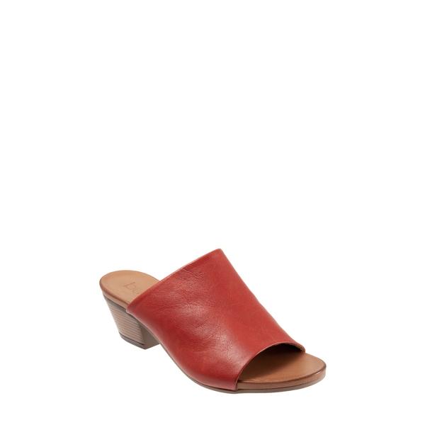 ブエノ レディース サンダル シューズ Simone Slide Sandal Terracotta Leather