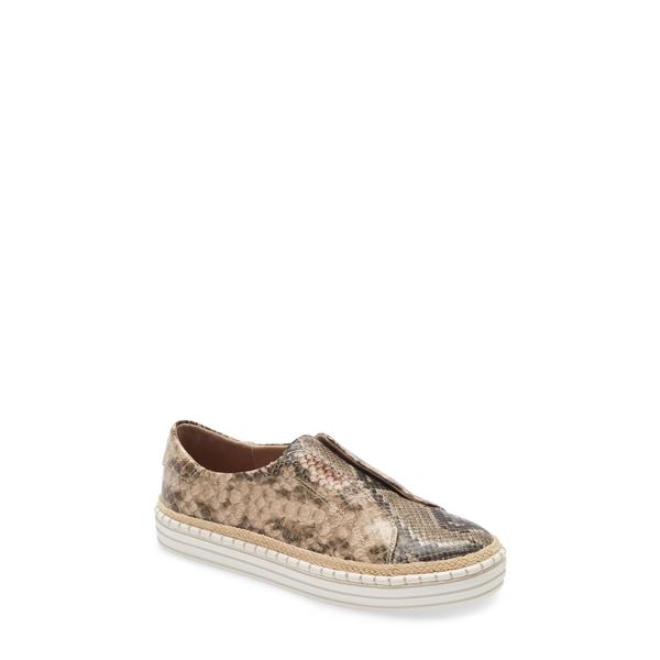 ジェースライズ レディース スニーカー シューズ Karla Sneaker Tan Multi Leather