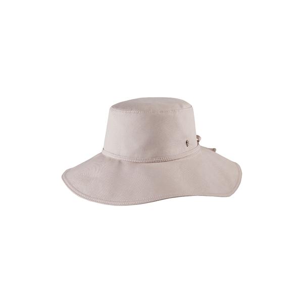 ヘレンカミンスキー レディース ヘアアクセサリー アクセサリー Wide Brim Canvas Hat Light Musk