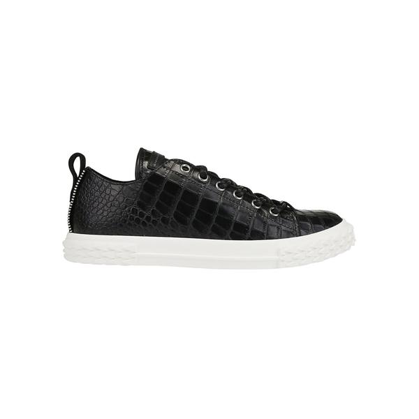 ジュゼッペザノッティ メンズ スニーカー シューズ Giuseppe Zanotti Blabber Sneakers Black