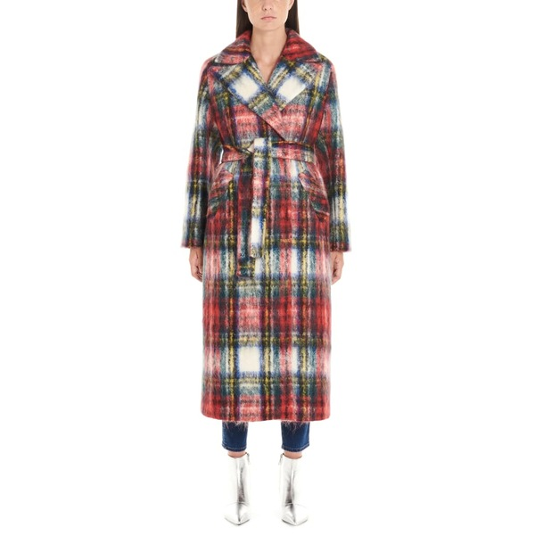 ジャーダ・ベニンカサ レディース ジャケット&ブルゾン アウター Giada Benincasa Coat Multicolor