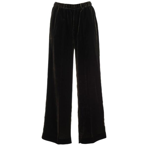 アスペジ レディース カジュアルパンツ ボトムス Aspesi Pants Elastic W/pocket Militare