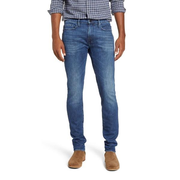 フレーム メンズ カジュアルパンツ ボトムス FRAME L'Homme Skinny Fit Jeans (Coney) Coney