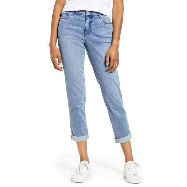 トッミーバハマ レディース カジュアルパンツ ボトムス Tommy Bahama Isla Slim Boyfriend Jeans Lt Oasis Wash