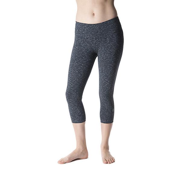 タスクパフォーマンス レディース カジュアルパンツ ボトムス Tasc Women's Nola Crop Pant Granite Heather