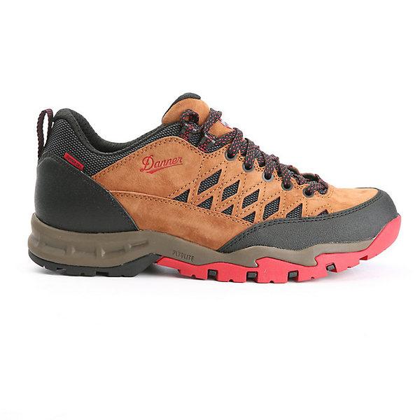 ダナー メンズ スポーツ ハイキング 永遠の定番 優先配送 Brown Red 全商品無料サイズ交換 Shoe TrailTrek Danner Men's 3IN Light