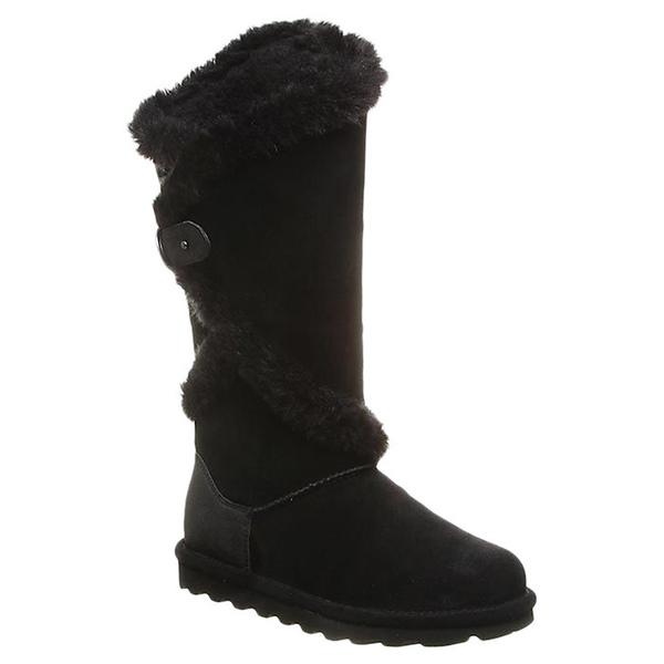 ベアパウ レディース ブーツ&レインブーツ シューズ Bearpaw Women's Sheilah Boot Black II