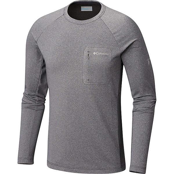コロンビア メンズ ジャケット&ブルゾン アウター Columbia Titanium Men's Northern Ground LS Knit Top Black