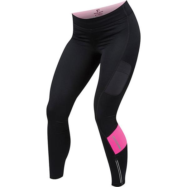 パールイズミ レディース カジュアルパンツ ボトムス Pearl Izumi Women's Escape Sugar Thermal Tight Black/Screaming Pink