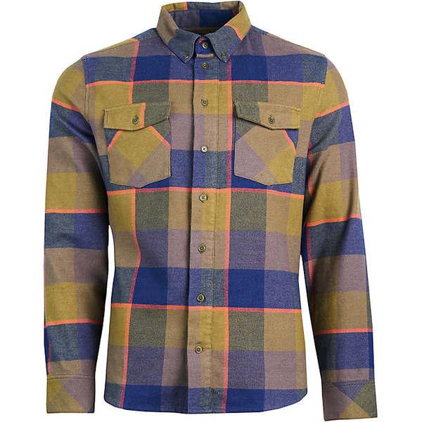 ユナイテッドバイブルー メンズ シャツ トップス United By Blue Men's Bridger Flannel Button Down Shirt Olive
