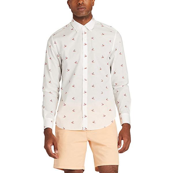 ボノボス メンズ シャツ トップス Bonobos Men's Riviera Shirt Maracas - Pica Fresca