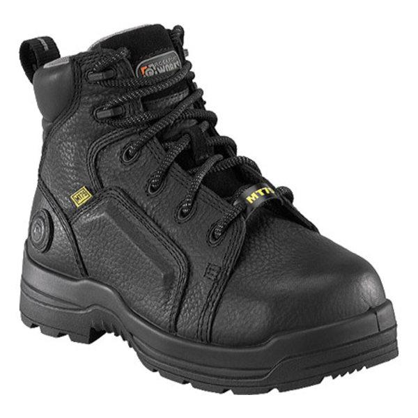 ロックポート メンズ ブーツ&レインブーツ シューズ RK6465 Black Full Grain Leather