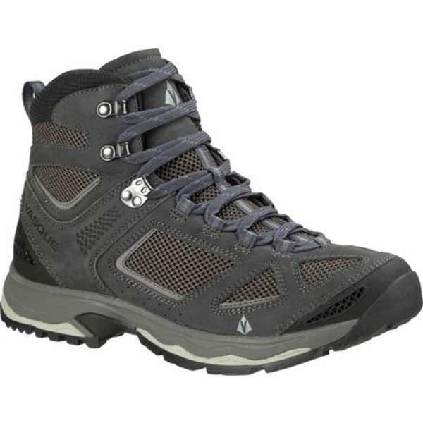 バスク メンズ ブーツ&レインブーツ シューズ Breeze 3.0 Hiking Boot Ebony/Gargoyle