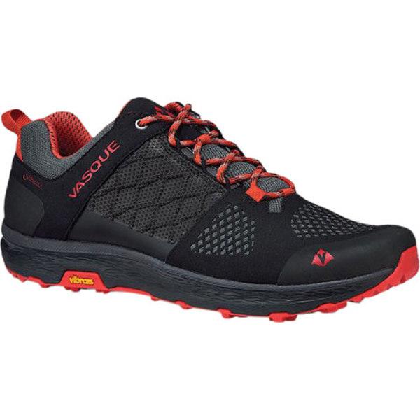 バスク メンズ ブーツ&レインブーツ シューズ Breeze LT Low GORE-TEX Sneaker Anthracite/Red Microfiber/Mesh
