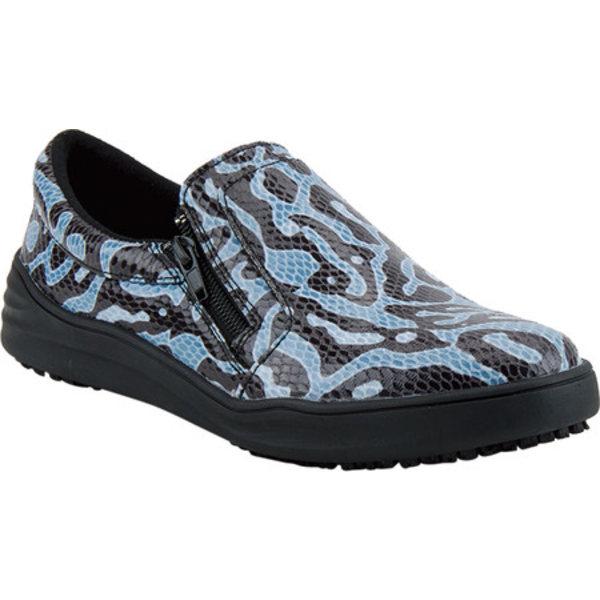 スプリングステップ レディース オックスフォード シューズ Ispie Etch Sneaker Blue Multi Winwood Synthetic/Python