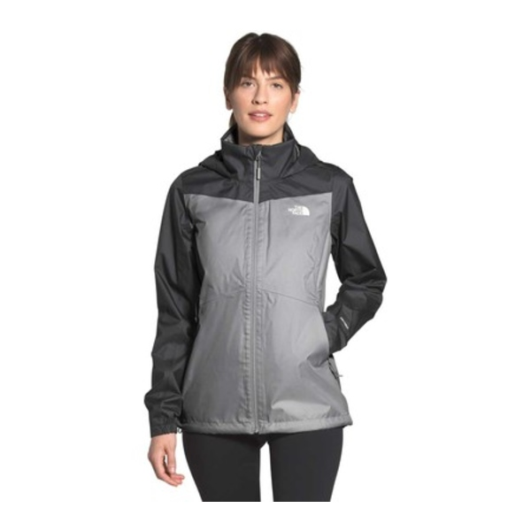 ノースフェイス レディース ジャケット&ブルゾン アウター Resolve Plus Jacket Meld Grey/Asphalt Grey