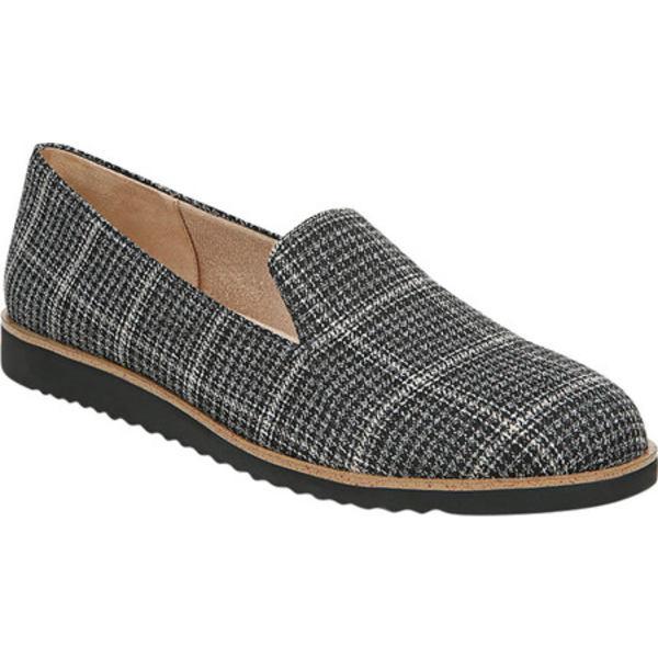ライフストライド レディース スリッポン・ローファー シューズ Zendaya Loafer Black Multi New Plaid Fabric