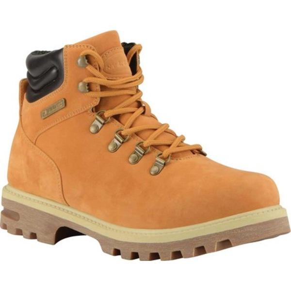 ラグズ メンズ ブーツ&レインブーツ シューズ Range Chukka Boot Golden Wheat/Bark/Cream/Gum Synthetic Nubuck