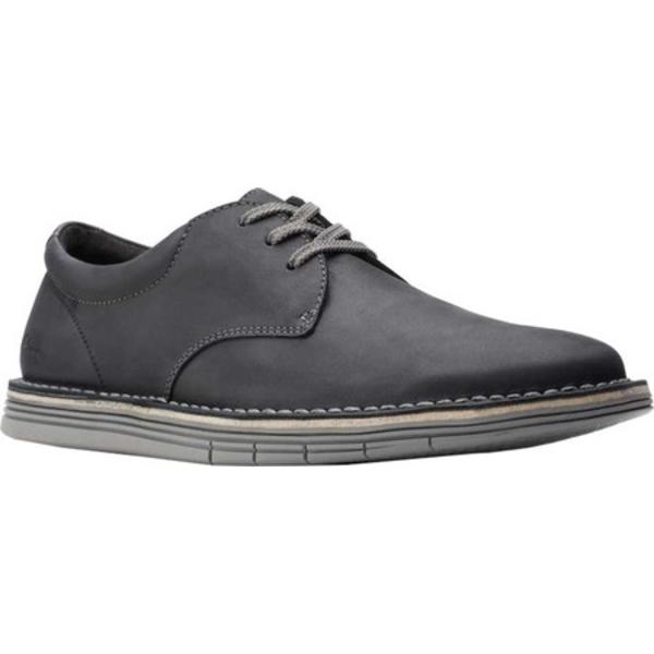 クラークス メンズ ドレスシューズ シューズ Forge Vibe Oxford Black Full Grain Leather