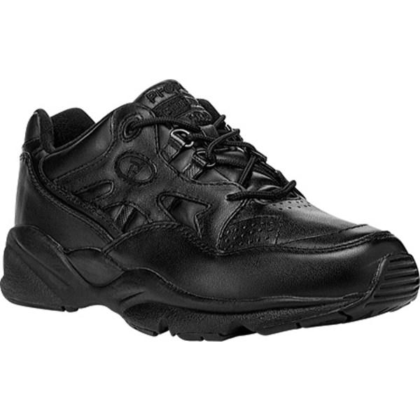 プロペット レディース スニーカー シューズ Stability Walker Shoe Black