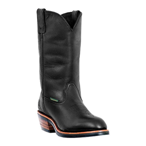 ダンポスト メンズ ブーツ&レインブーツ シューズ Albuquerque DP69680 Black Waterproof Leather