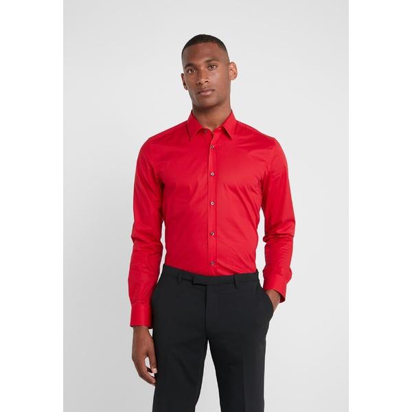 フューゴ メンズ 着後レビューで 送料無料 トップス シャツ medium red udod01e4 shirt ELISHA 訳ありセール 格安 - 全商品無料サイズ交換 Formal