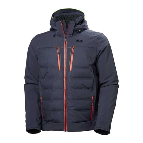 ヘリーハンセン メンズ ジャケット&ブルゾン アウター Freefall Jacket Graphite Blue