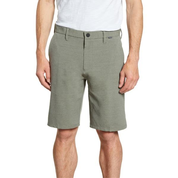 ハーレー メンズ カジュアルパンツ ボトムス Hurley Cutback Dri-FIT Shorts Medium Olive