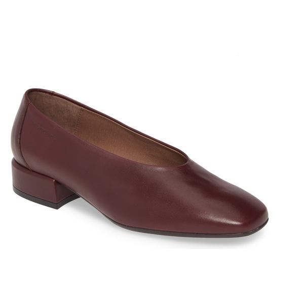 ワンダーズ レディース サンダル シューズ Wonders C-5017-H Pump (Women) Vino Smooth Leather