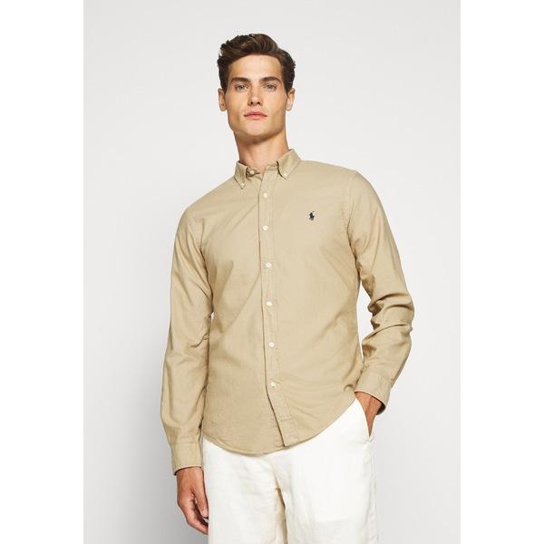 ラルフローレン メンズ トップス シャツ surrey tan uidt0016 新生活 専門店 全商品無料サイズ交換 Shirt OXFORD -