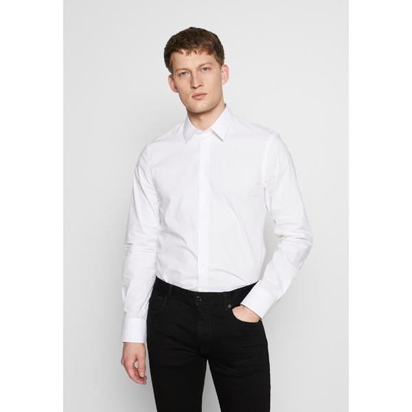 フィリッパコー メンズ トップス シャツ white 全商品無料サイズ交換 ふるさと割 - shirt uidt001b PAUL 価格交渉OK送料無料 Formal