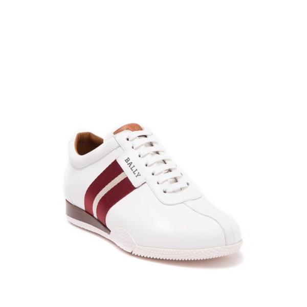 バリー メンズ スニーカー シューズ Frenz-New-O 507 Sneakers 0300 WHITE