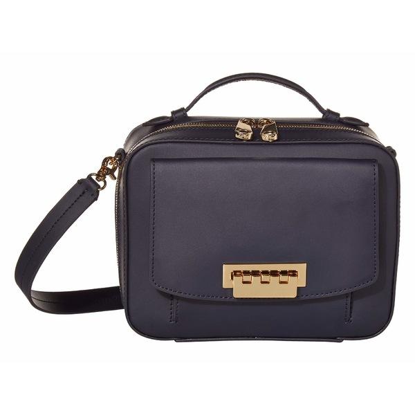 ザックポーゼン レディース ハンドバッグ バッグ Earthette Shoulder Box Bag - Solid Parisian Nights
