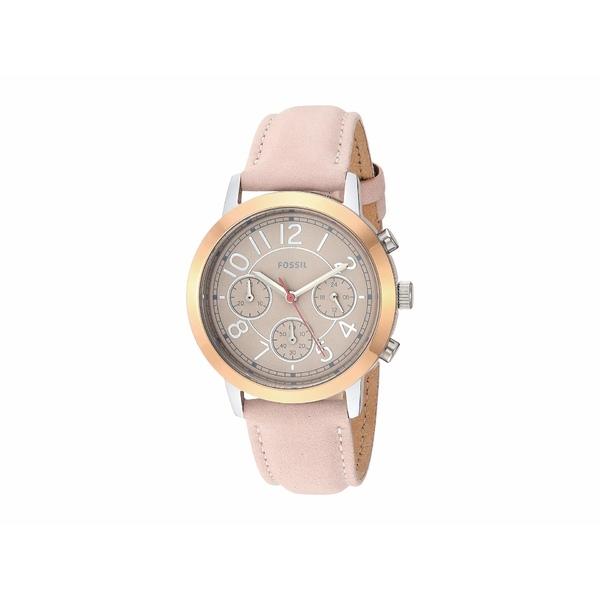 フォッシル レディース 腕時計 アクセサリー Krista - BQ3228 Blush