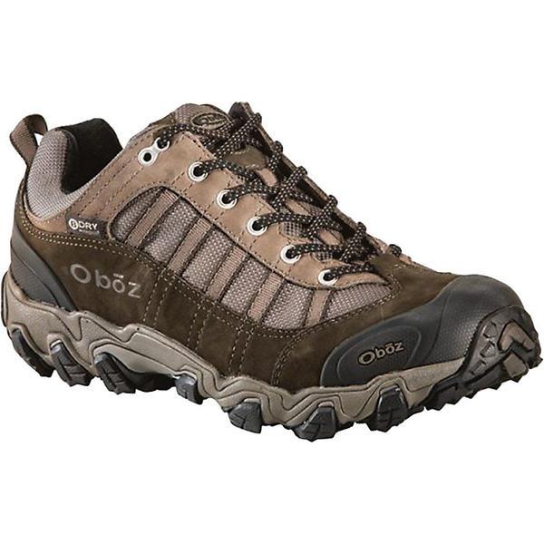 オボズ メンズ ハイキング スポーツ Oboz Men's Tamarack BDry Shoe Bungee
