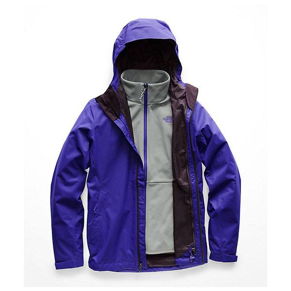 ノースフェイス レディース ジャケット&ブルゾン アウター The North Face Women's Arrowood Triclimate Jacket Deep Blue Dobby / Deep Blue Dobby