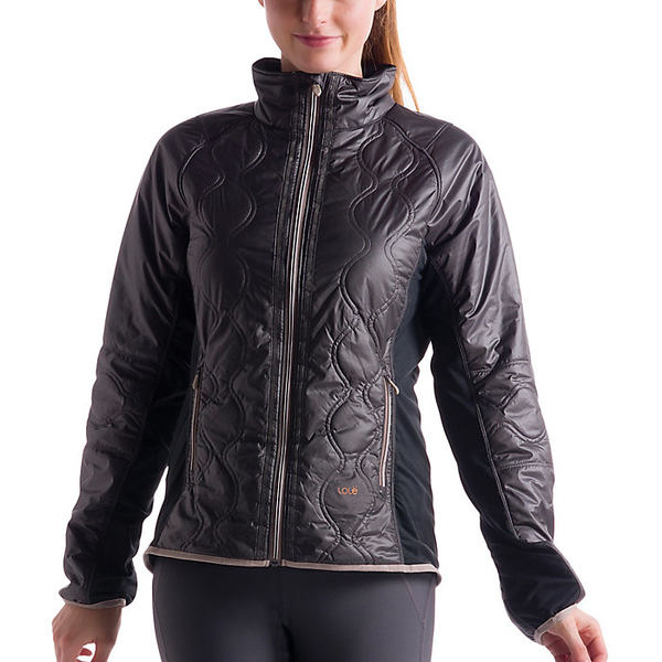ロル レディース ジャケット&ブルゾン アウター Lole Women's Glee Jacket Dark Charcoal