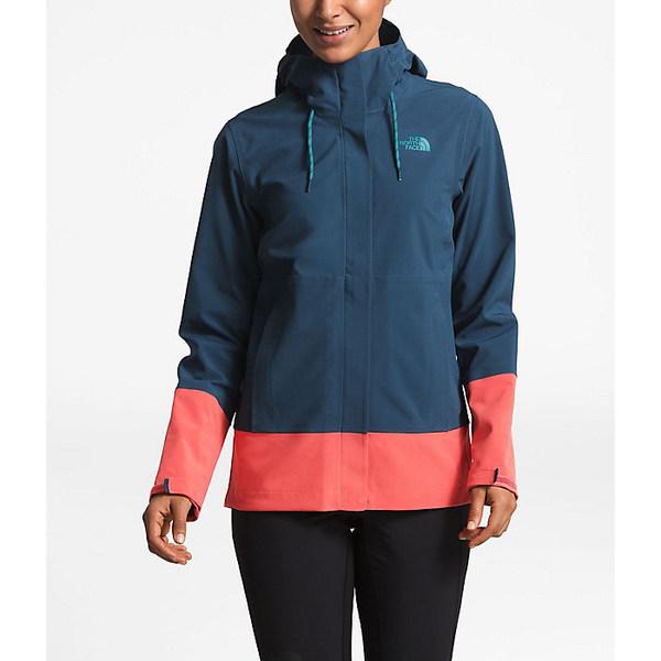 ノースフェイス レディース ジャケット&ブルゾン アウター The North Face Women's Apex Flex DryVent Jacket Blue Wing Teal / Spiced Coral