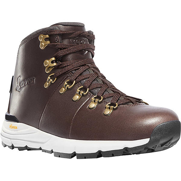 ダナー レディース ハイキング スポーツ Danner Women's Mountain 600 Full Grain 4.5IN Boot Dark Brown