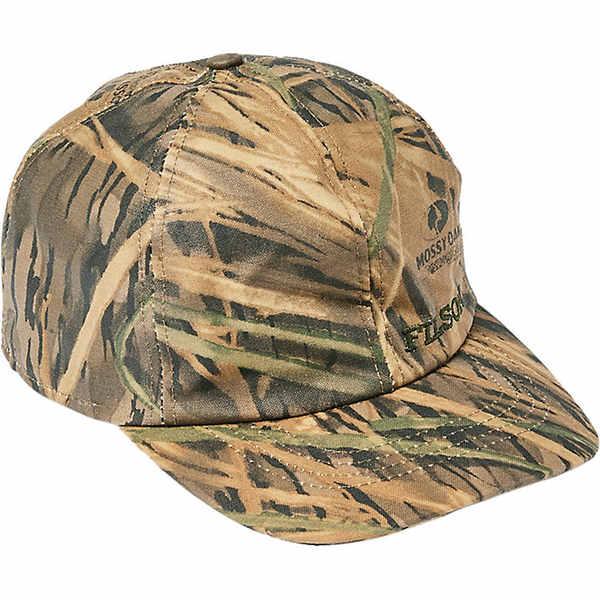 フィルソン レディース 帽子 アクセサリー Filson Insulated Tin Cloth Cap Shadow Grass