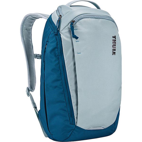 スリー メンズ ボストンバッグ バッグ Thule EnRoute Backpack 23L Alaska / Deep Teal