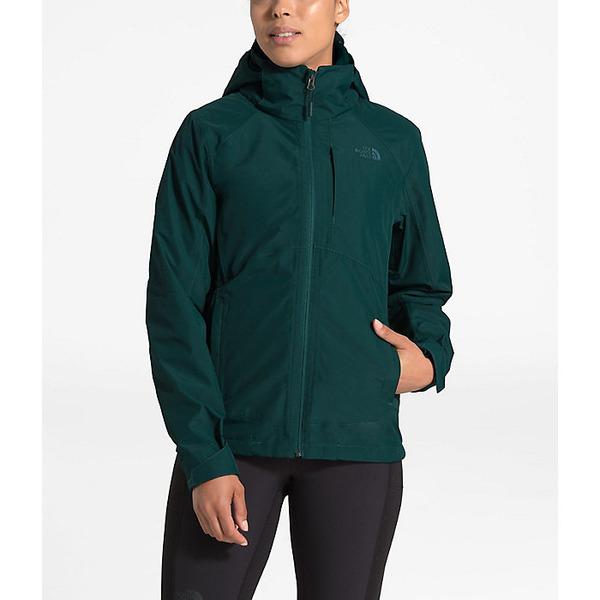 ノースフェイス レディース ジャケット&ブルゾン アウター The North Face Women's Osito Triclimate Jacket Ponderosa Green / Ponderosa Green