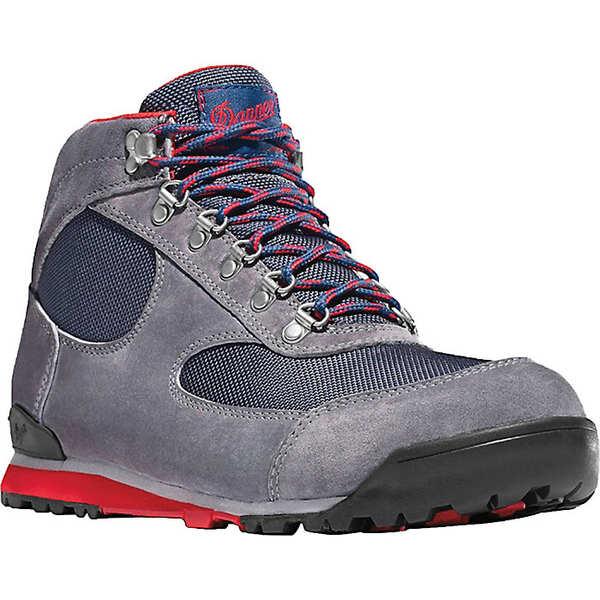 ダナー メンズ ハイキング スポーツ Danner Men's Jag 4.5IN Boot Steel Grey / Blue Wing