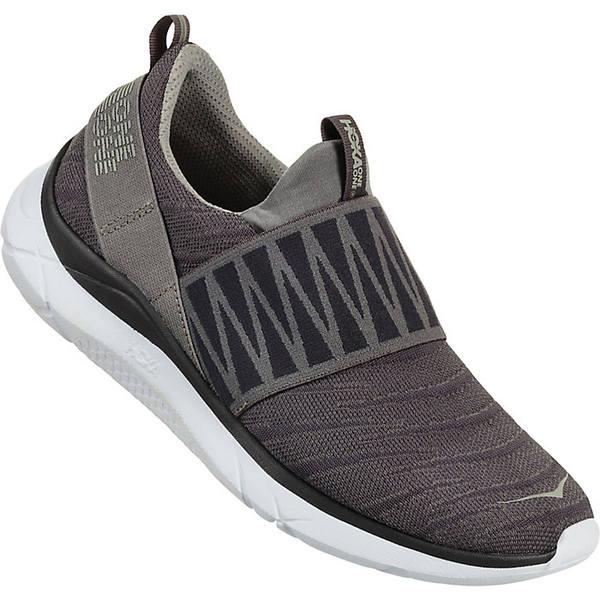 ホッカオネオネ レディース ランニング スポーツ Hoka One One Women's Hupana Slip Shoe Nine Iron / Steel Grey