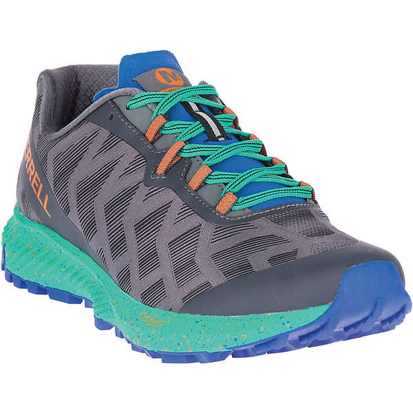 メレル メンズ ランニング スポーツ Merrell Men's Agility Synthesis Flex Shoe Rock