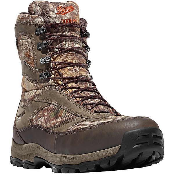 ダナー メンズ ハイキング スポーツ Danner Men's High Ground 8IN GTX 1000G Insulated Boot Realtree Xtra
